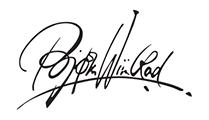 Björn Wiinblad Vas 13,5 cm Vit