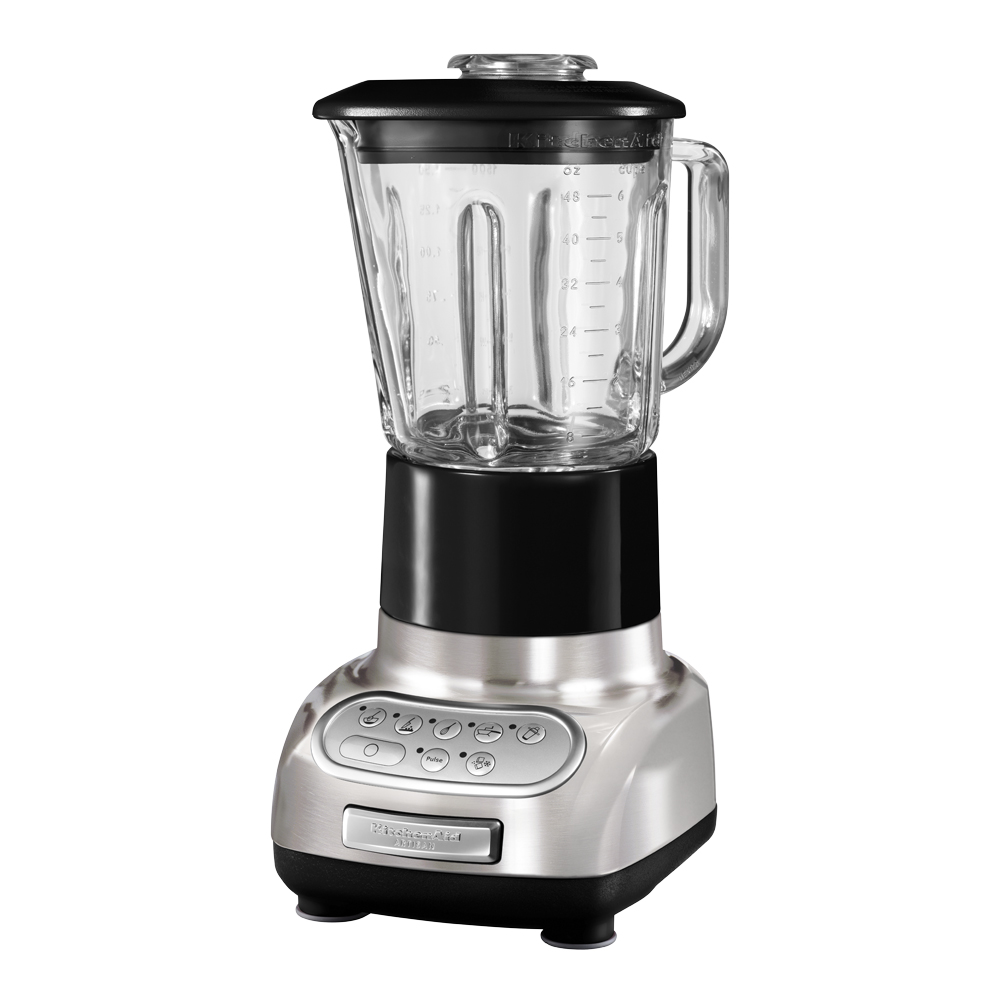Artisan Blender Nickel Borstad