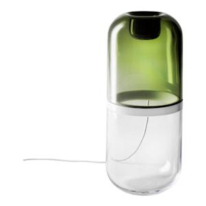 Demi Lampa stor Grön/Klar