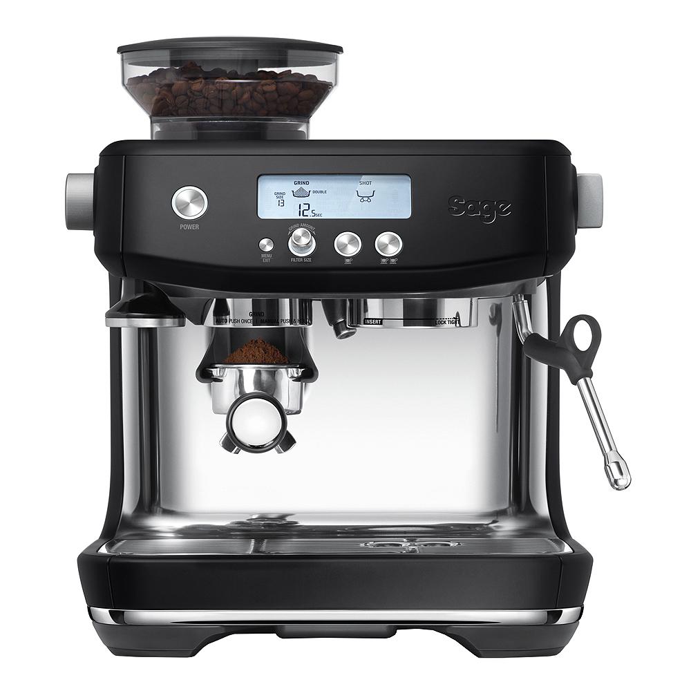 The Barista Pro Espressomaskin Black Truffle