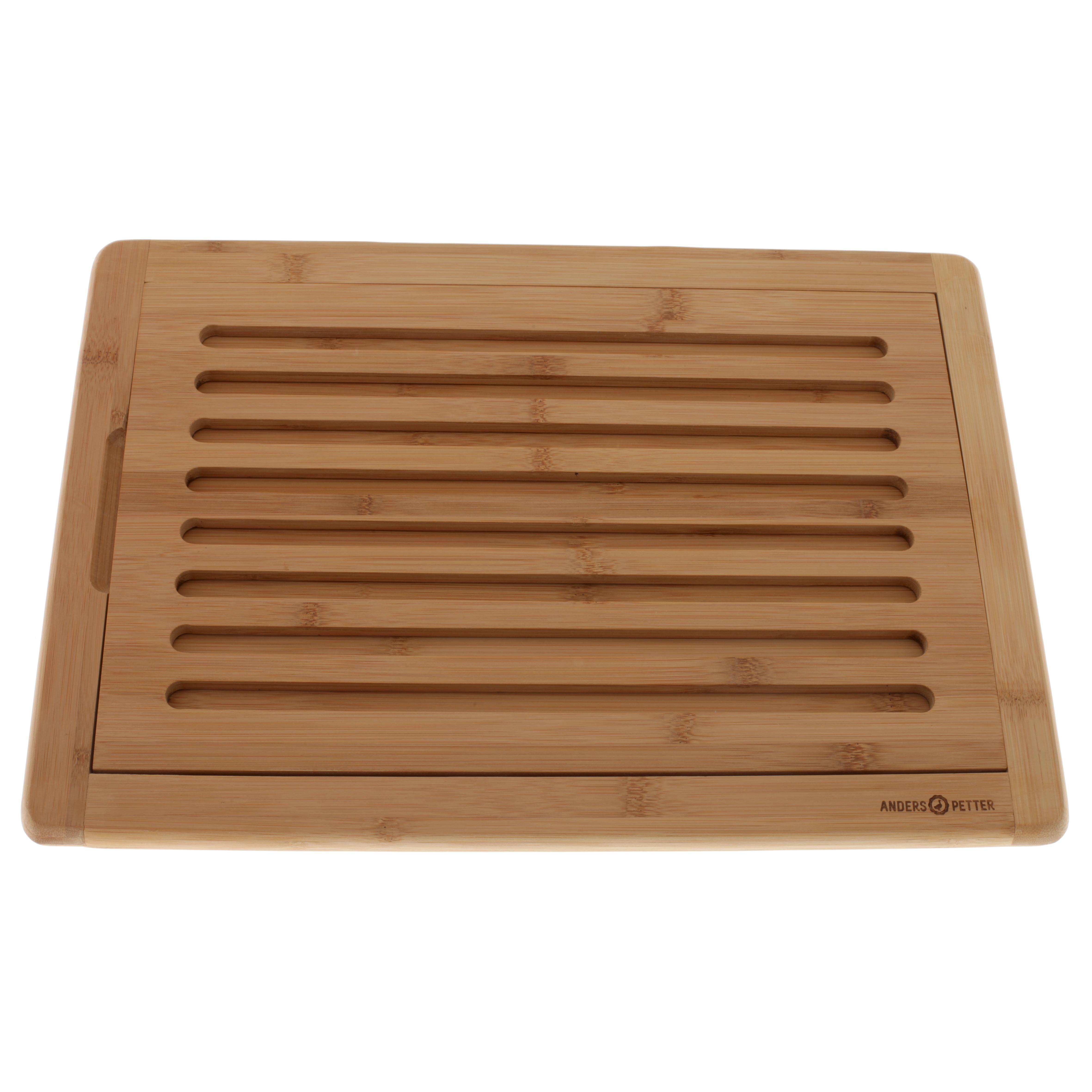Backaryd Brödskärbräda i bambu 42×30 cm