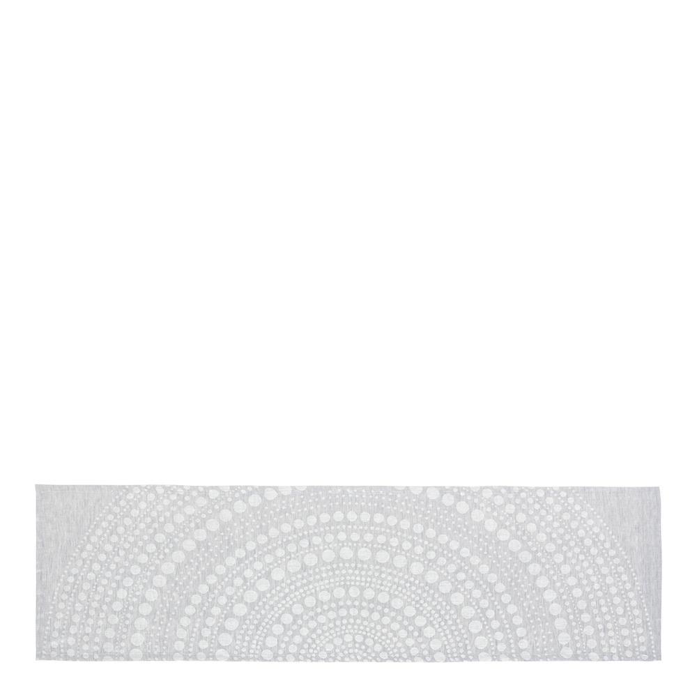 Kastehelmi Löpare 44×144 cm Ljusgrå
