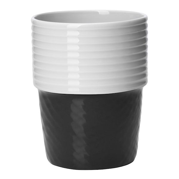 Filippa K Mugg 31 cl 2-pack Coal