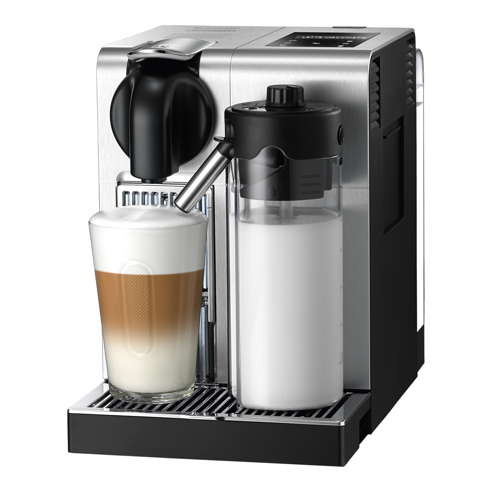 Lattissima Pro F456 kaffemaskin Silver