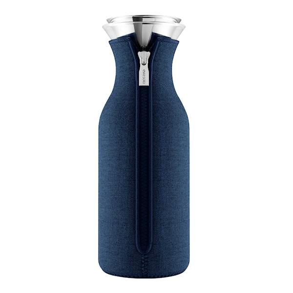 Karaff 1 L woven Navy blue