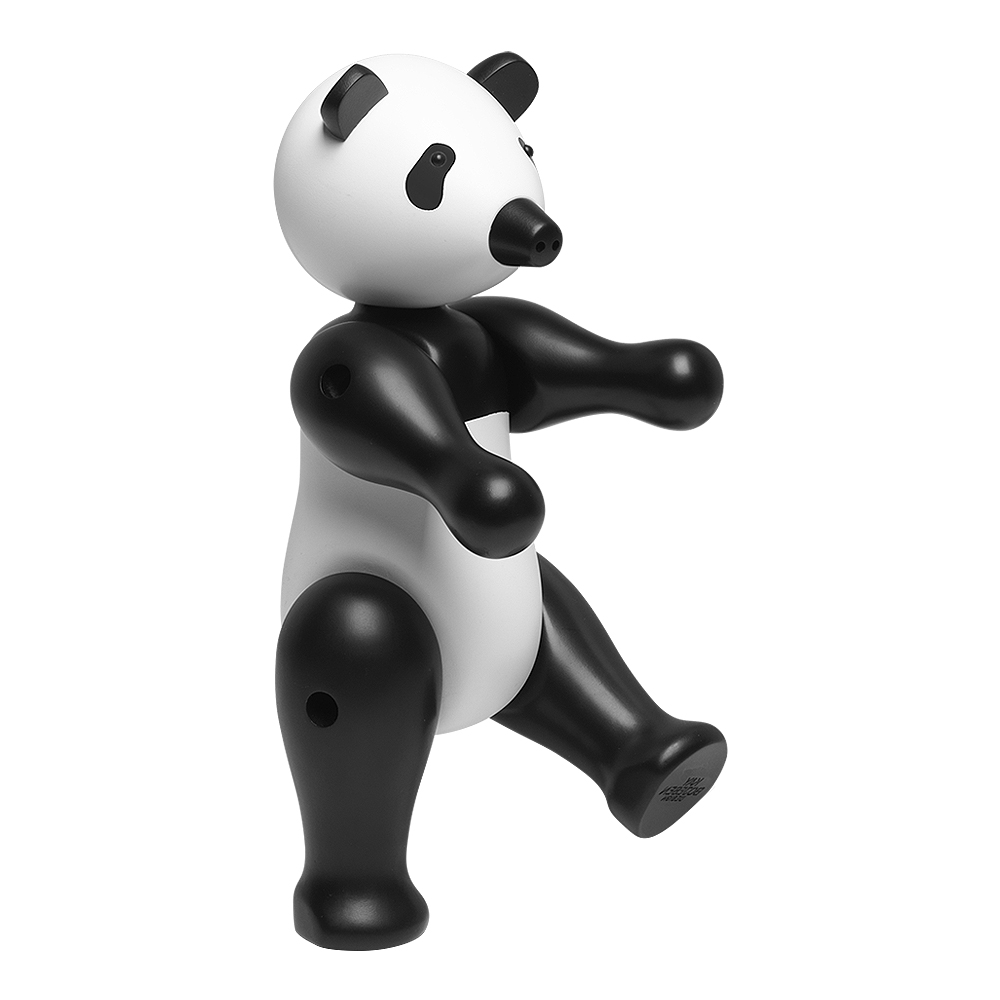 Panda Medium 25 cm Svart/Vit