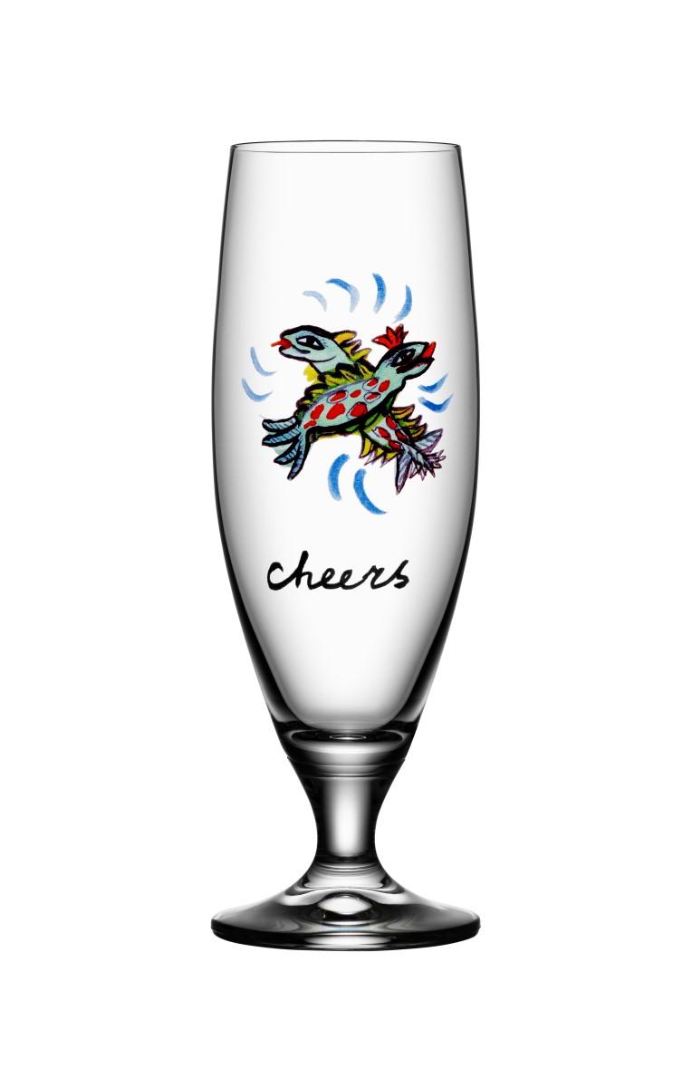 Friendship Ölglas 50 cl Cheers