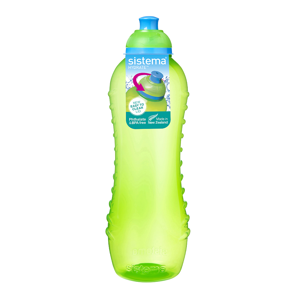 Twist n´ Sip Flaska 620 ml Lime