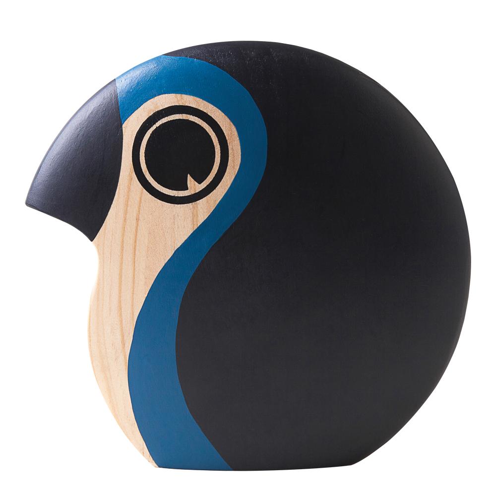 Discus 1961 Lunnefågel 17 cm Blå