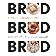Martin Johansson Bok Bröd Bröd Bröd