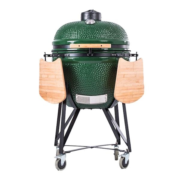 Grill Maxi 25 Grön med tillbehör