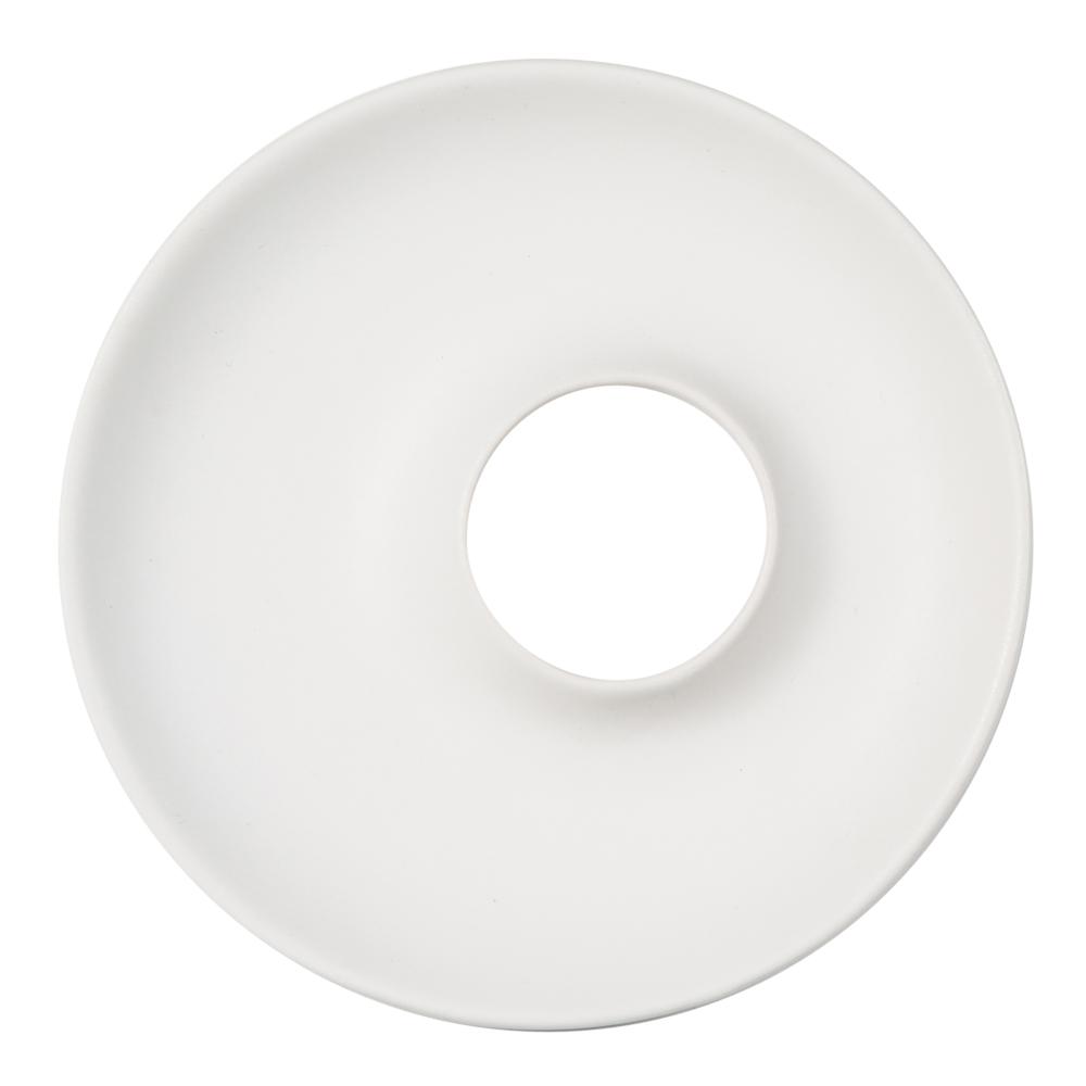 Hedda Äggkopp/fat 12,5 cm Vit