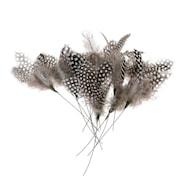 Påskfjädrar med ståltråd 10cm