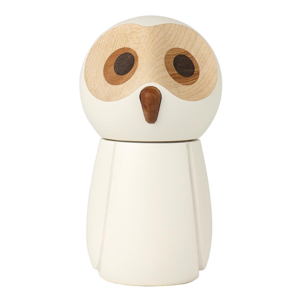 The Snowy Owl Saltkvarn