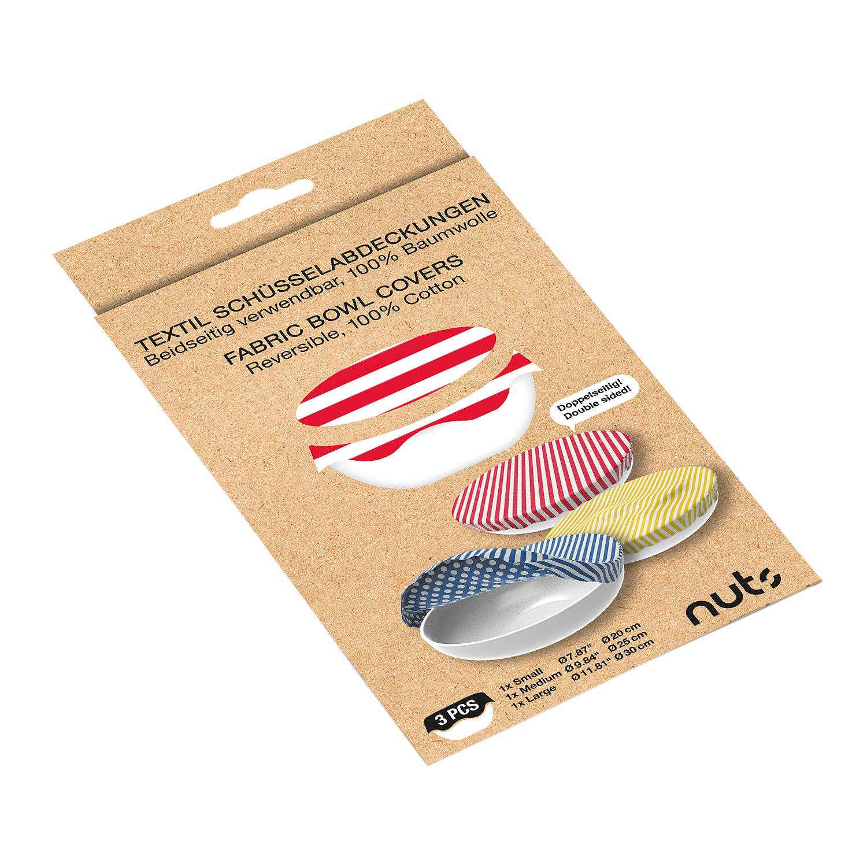 Överdrag Bivax 3-pack Flerfärgad