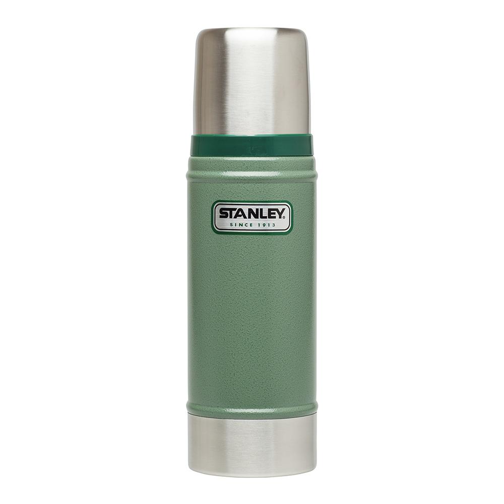 Classic Bottle Termos 05 L Grön