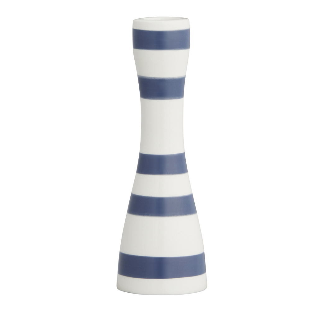 Omaggio Ljusstake 16 cm Stålblå