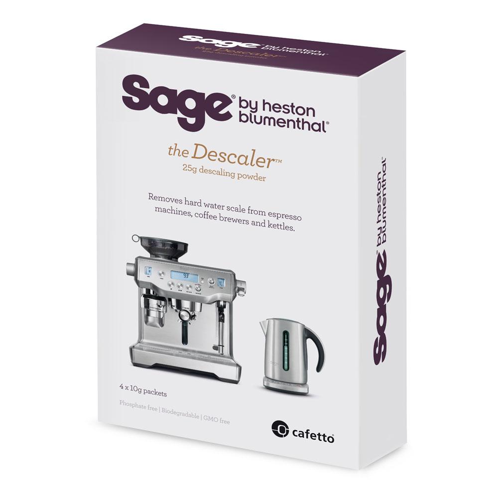 Avkalkningsmedel espressomaskin