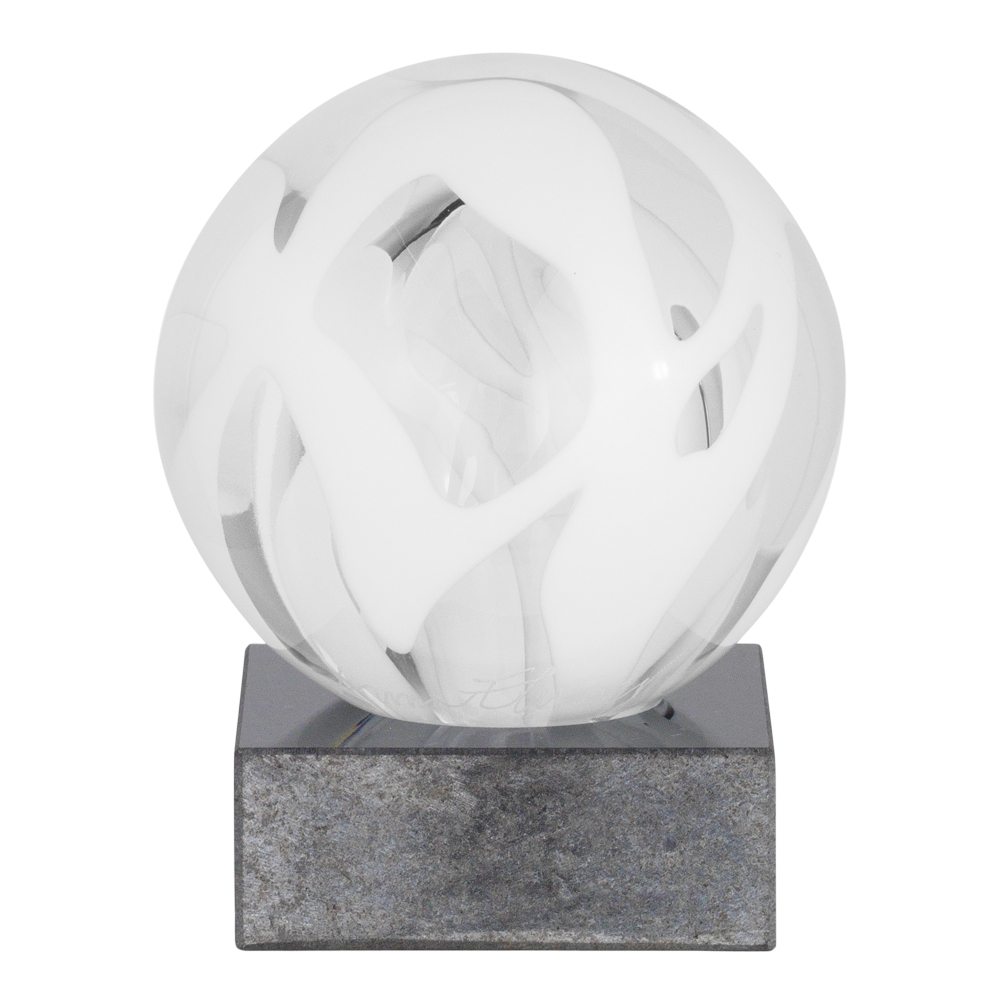 Sphere Vit Anna Ehrner limited edition 30
