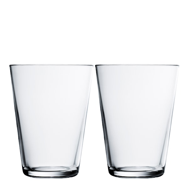 Kartio Glas 40 cl 2-pack