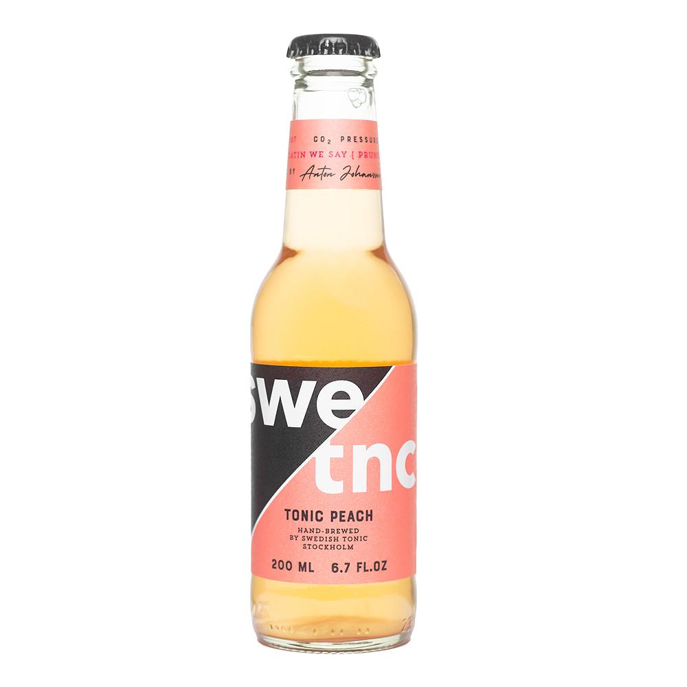 Tonic Water Peach 200 ml