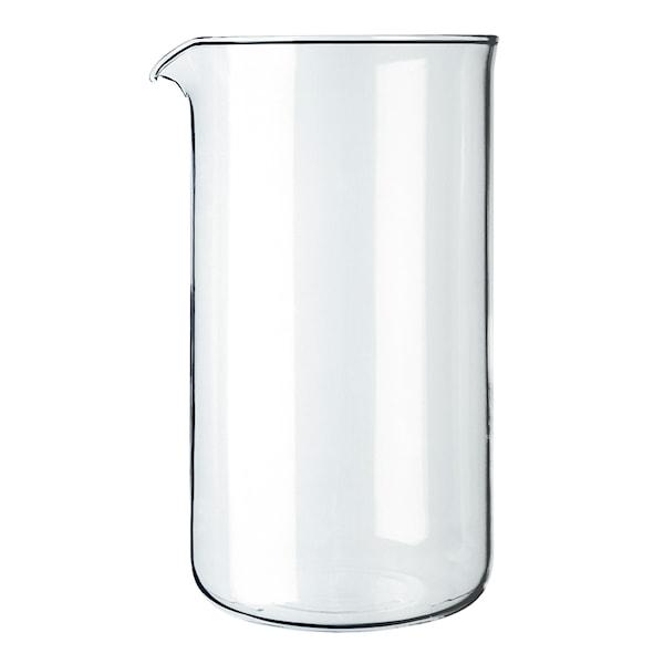 Extraglas till pressobryggare 3 koppar