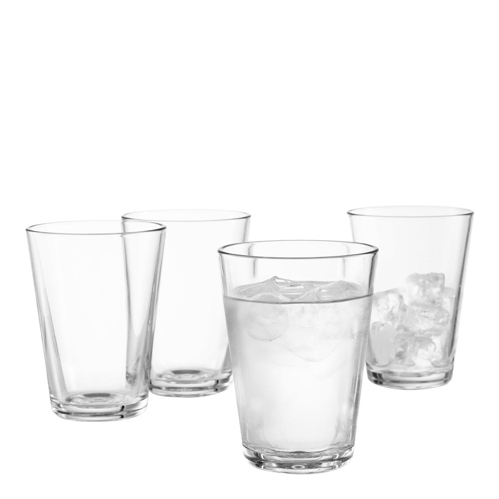 Dricksglas 38 cl 4-pack