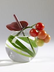 Vaser Skål/Vas fishbowl 10 cm Klar