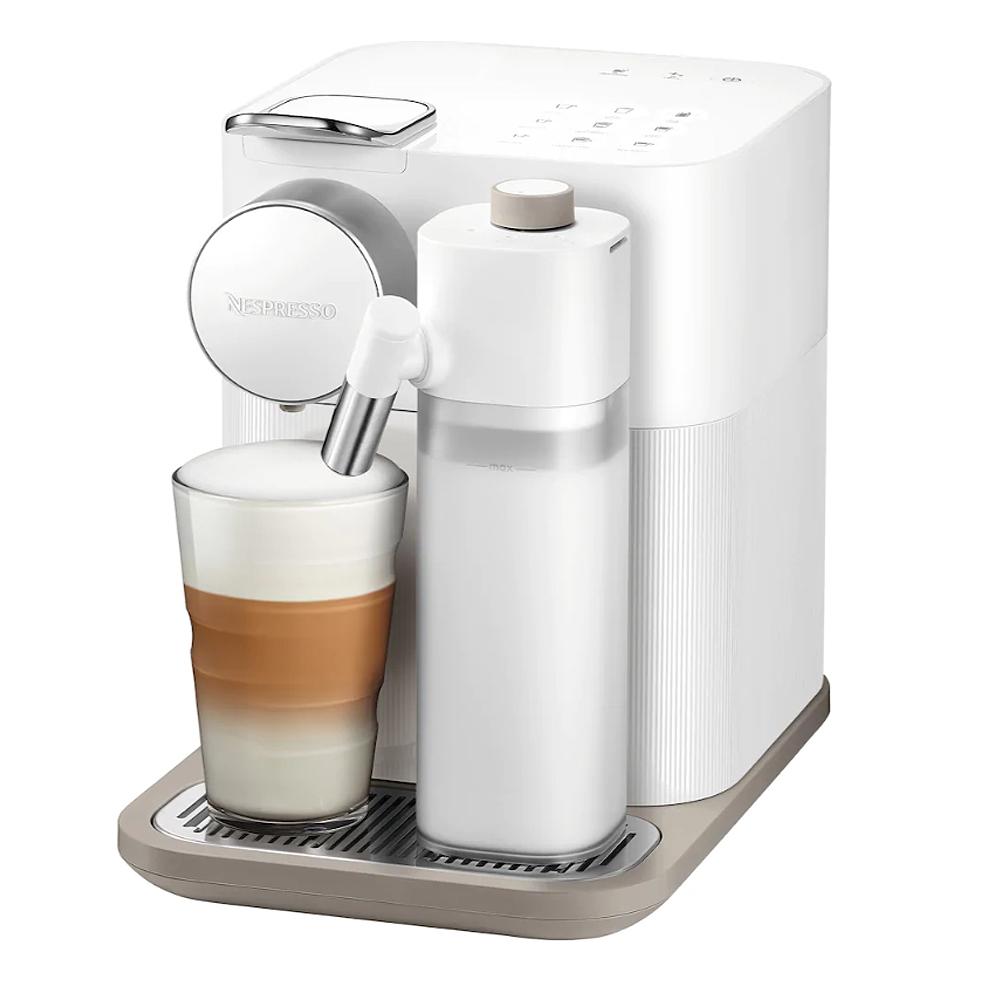 Gran Lattissima Kaffemaskin Vitality White