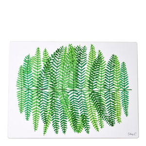 Evergreen Bordstablett 40x30 cm Kork