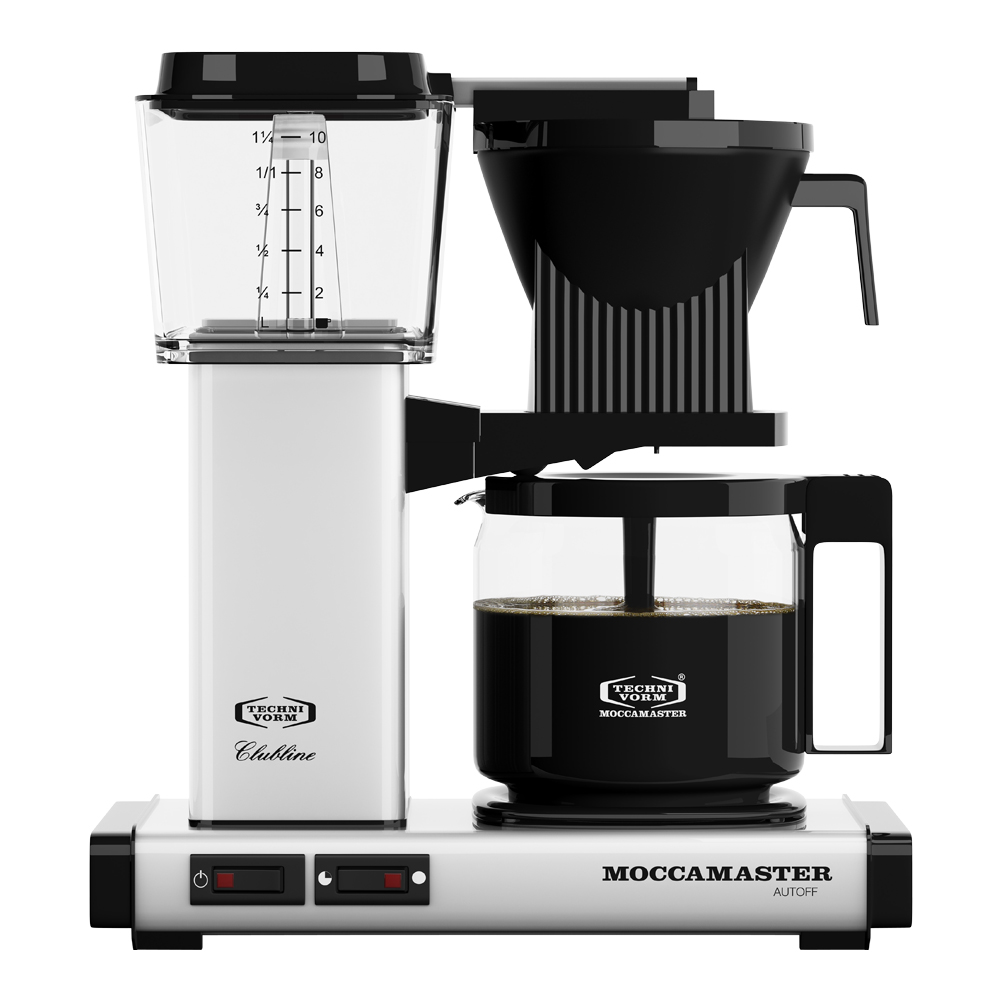 Kaffebryggare KBG962AO White metallic