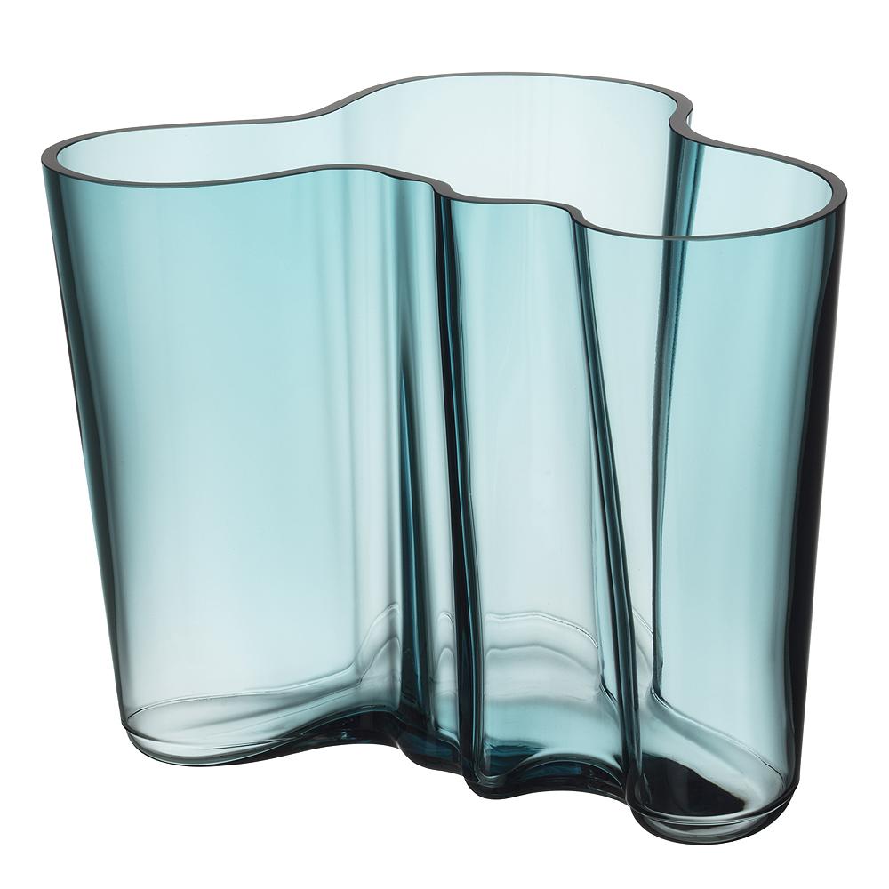 Alvar Aalto Collection Vas Havsblå 16 cm