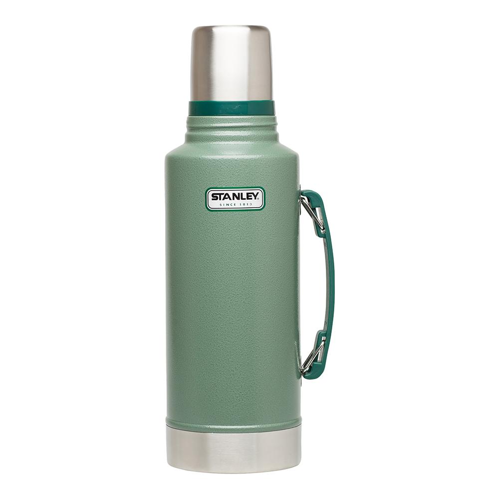 Classic Bottle Termos 19 L Grön