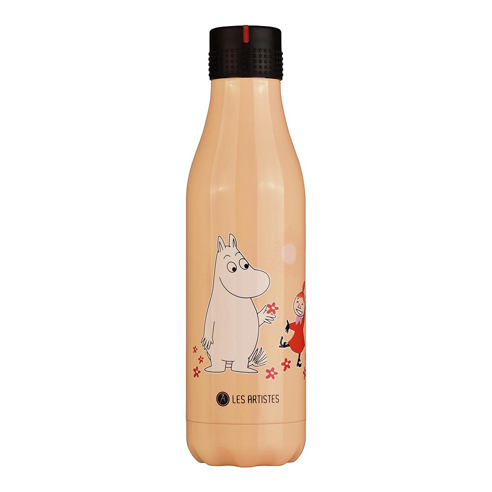 Bottle Up Termosflaska Mumin 0,5 L Aprikos
