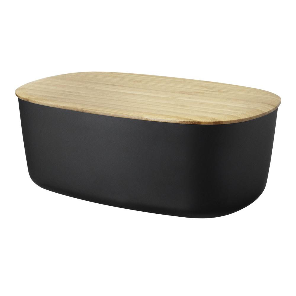 Brödlåda Box-it Svart