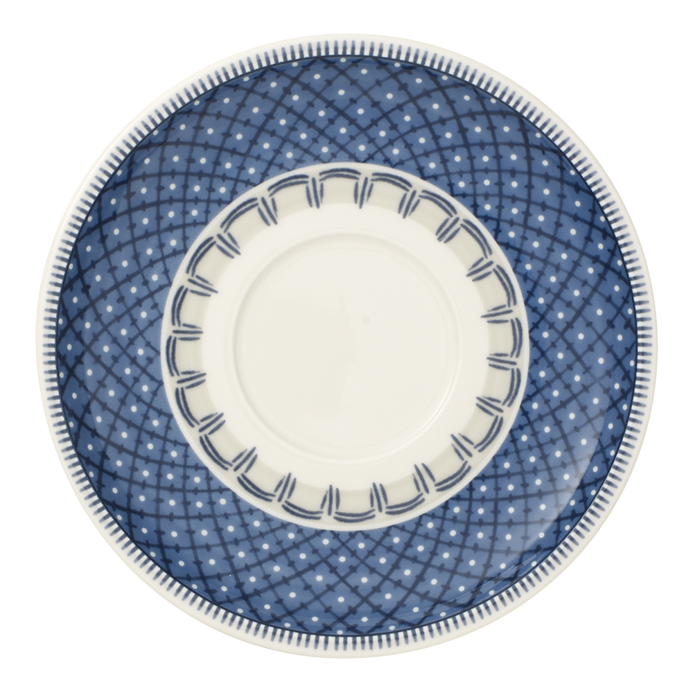 Casale Blu Fat 16 cm till kaffekopp 25 cl