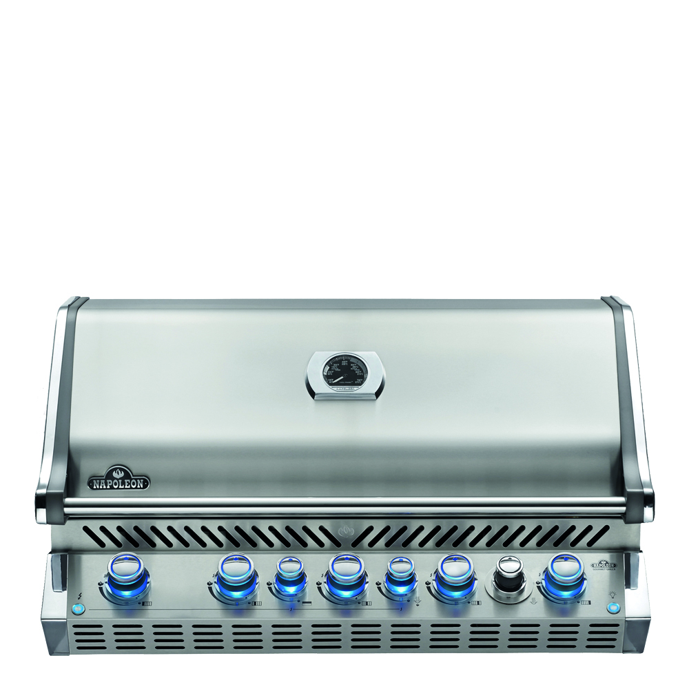 BIPRO665 Inbyggnadsgrill