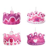 Prinsessljus 5,5 cm 4-pack