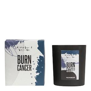 Doftljus Burn Cancer Silver