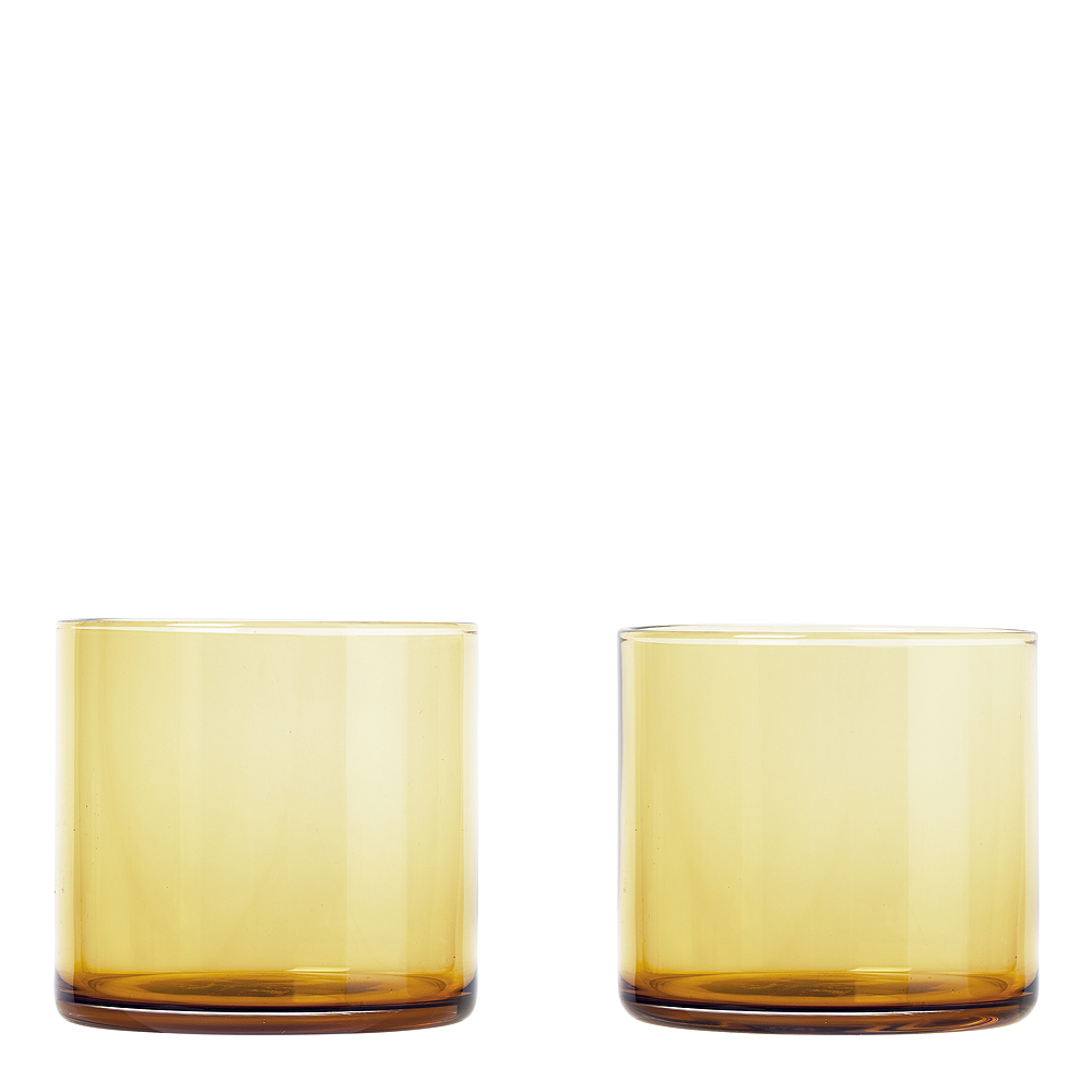 Mera Tumbler 20 cl 2-pack Dull Gold