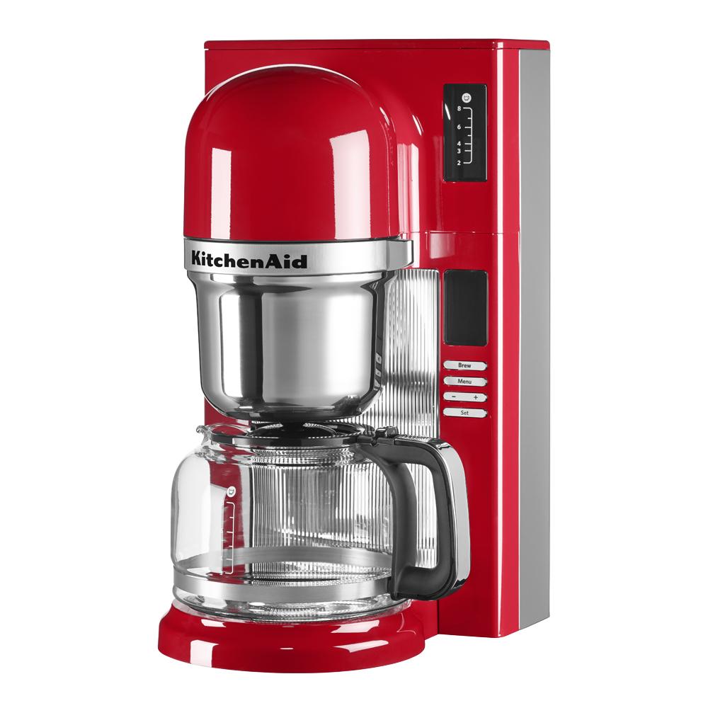 Midline Kaffebryggare 1,25 L Röd