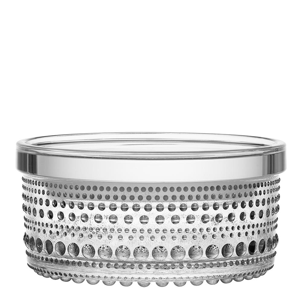 Kastehelmi Burk/lock 11,6x5,7 cm Klar