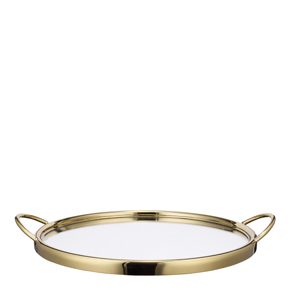 Rumours Bricka 30,5 cm med spegel