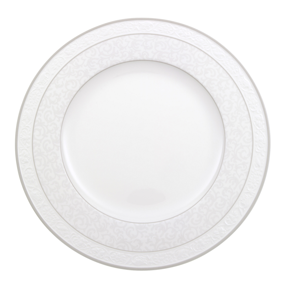 Gray Pearl Tallrik flat 27 cm