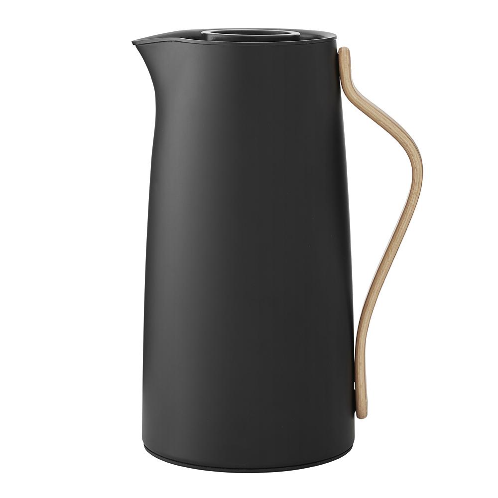 Danish Modern Emma Termoskanna Kaffe 12 L Svart matt