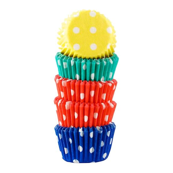 Form 3 cm konfekt polka 100-pack