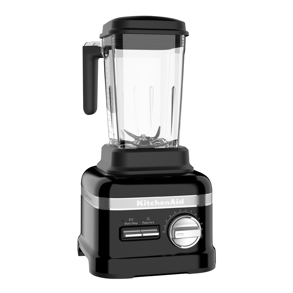 KitchenAid Artisan Powerblender 2,6 L Sort