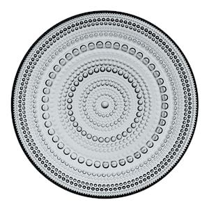Kastehelmi Tallrik 17 cm Grå