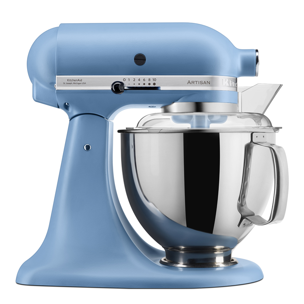 Artisan Köksmaskin 48 L + tillbehör Vintage Blå