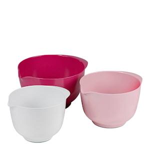 Margrethe Skålset 1,5+2+3 L Vit/Rosa/Ljusrosa